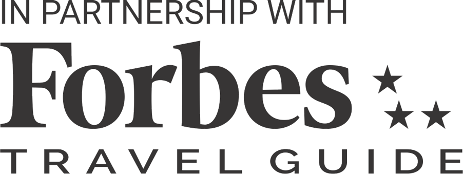 In Partnership with Forbes Travel Guide